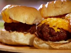 Burger of the Gods from CookingChannelTV.com