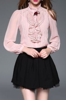 Blusen für Frauen - Shop Designer Blusen für Arbeit Online | DEZZAL - Seite 5