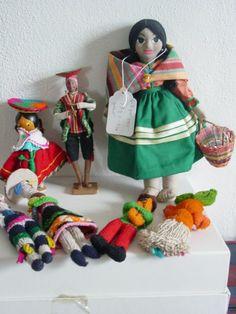 Peru dolls - Dolls from around the world