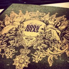 My new sketchbook! :)