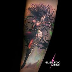So do you know who this is?  #tattoo #gamerink #oslo #norway #blekk #attitude #warrior