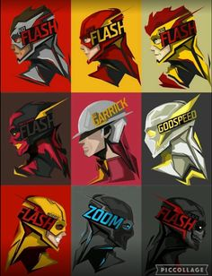 Speedsters #Flash