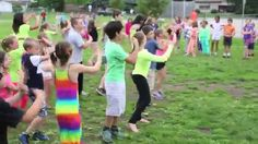 Ecole Fairview flashmob 2015