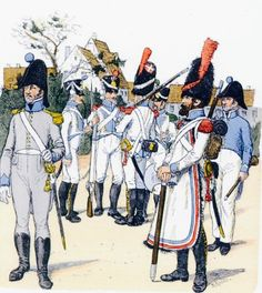 Empire, Napoleonic Wars, Military, History, Pictures, Military Outfits, Army, Photos, Historia