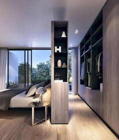 Small modern master bedroom ideas very small modern bedroom design Bedroom Closet Design, Home Decor Bedroom, Bedroom Designs, Bedroom Ideas, Wardrobe Design, Bedroom Bed, Bedroom Storage, Bedroom Wardrobe, Closet Storage
