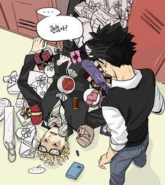 haikyuu & other animes ( Kagehina, Daisuga, Kuroo Tetsurou, Kuroken, Bokuaka, Manga Haikyuu, Haikyuu Funny, Haikyuu Fanart, Anime Manga