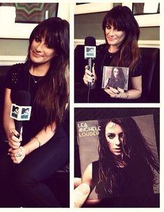 Lea Michele!! Album out N O W!!
