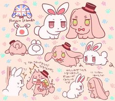 Image result for chibi buns