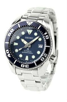 NEW-Seiko-SBDC033-diver-scuba-mechanical-mens-PROSPEX-EMS-SPEEDPOST