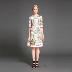 Autumn Winter Women's Sets Print Skirt suit Do you want it www.sukclothes.co... #shop #beauty #Woman's fashion #Products