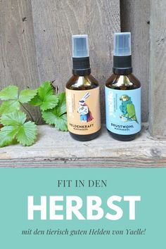 Heldenkraft und Brustwohl Massageöl von Yaelle: Unsere tierisch guten Helden für den Herbst! Tricks, Soap, Personal Care, Bottle, Fitness, Medicinal Plants, Family Life, Apothecary, Home Remedies
