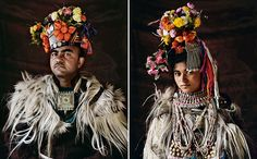 """Drokpa, India  Photographer Jimmy Nelson has set out to capture pictures of as many of these groups as he could manage to meet over a two-year period in his """"Before They Pass Away"""" photo compilation."""