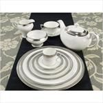 Aynsley China Concerto 5Pc Place Setting Place Settings, China, Plates, Tableware, Licence Plates, Plate, Dinnerware, Dishes, Dish