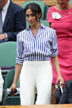 Mad About Meghan: It's a Very Royal Girls Day Out as the Duchesses Do Wimbledon!