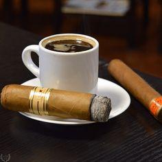 Great way to start any Monday. Nub Connecticut for breakfast. #cigars #cigaraficionado #nubcigars #botl #sotl #cigarsociety #cigarworld #coffee #coffeetime #coffeeaddict