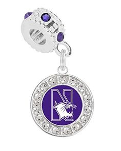 Northwestern University Charm with Connector Will Fit Pandora, Troll, Biagi and More Final Touch Gifts http://www.amazon.com/dp/B00D1DBCNC/ref=cm_sw_r_pi_dp_CSHBvb09ABDCV