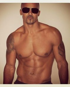 The Sexy Shemar Moore..... ♠♠♠