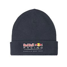 Red Bull Racing Formula 1 Team Classic Blue Beanie