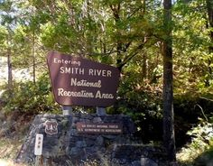 The shape of National Rec areas, state parks and national park entry signage is iconic, as are the typefaces and color combo