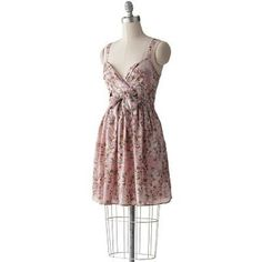 another cute spring or summer dress for a casual wedding or brunch