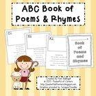 Nursery Rhymes NO PREP Printable Book
