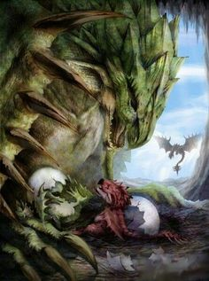 Rathian and a baby Rathalos. Monster Hunter Memes, Monster Hunter 3rd, Mythological Creatures, Fantasy Creatures, Mythical Creatures, Fantasy Monster, Monster Art, Cry Anime, Anime Art