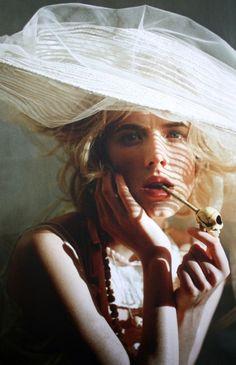 agyness deyn. one of my favorite models.