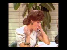 Lily Tomlin as telephone operator Ernestine