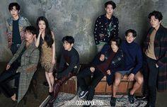 """Scarlet Heart: Ryeo on Twitter: """"#cosmopolitanChina September issue with the #MoonLovers cast https://t.co/VwbKva3SJD #달의연인 #보보경심려 https://t.co/cXCtISBfn9"""""""