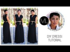 Low Price Fabric: DIY Maxi Dress Tutorial! w/ Mimi G.