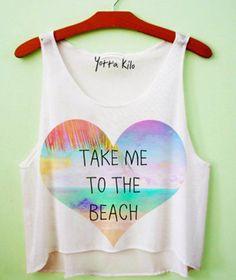 Take me to the beach please!!!