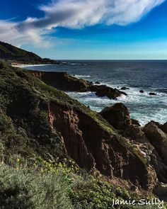 Love #HWY1 Some of the prettiest #PacificOcean views there is! #WestCoast #WestCoastIsTheBestCoast ❤️ #BigSur #CloudPorn #Nature #GetOutandExplore #TB #calocals - posted by Jamie Sully https://www.instagram.com/jamiesully29 - See more of Big Sur, CA at http://bigsurlocals.com