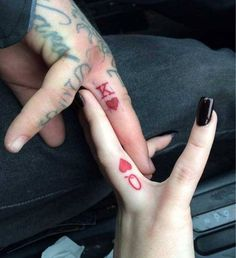 Tattoos are an expression of love and affection. Choose your pick and just have a great time with your lover.