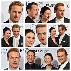 outlander great cast!