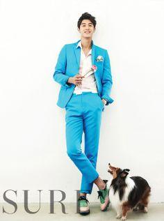Lee Ki-woo for Sure May 2012