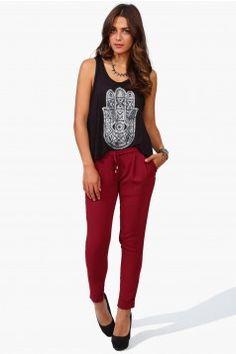 Sale Drawstring Pants