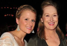 Actress Mamie Gummer and mom Meryl Streep