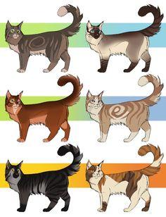 cat adoptables closed by ClimbToTheStars