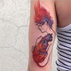 #Tattoo by @yadou_tattoo  ___ www.EQUILΔTTERΔ.com ___  #⃣#Equilattera #tattoos