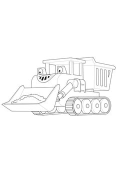 Muck Coloring Page – Bob the Builder Coloring Pages for Kids Printable Coloring Pages, Coloring Pages For Kids, Bob The Builder, Bart Simpson, Mittens, Printables, Entertaining, Dragon, Crafts
