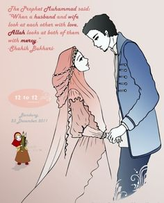 Islamic Quotes on Love - Discover of beautiful & Motivational Collection of Islamic Love Quotes & Sayings in English with images. These love quotes will answer you if is love marriage allowed in Islam or not? Muslim Couple Quotes, Muslim Love Quotes, Love In Islam, Beautiful Islamic Quotes, Muslim Couples, Religious Quotes, Hadith, Alhamdulillah, Islam Marriage