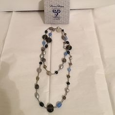Premier stone necklace New in box-never worn! Premier Designs Jewelry Necklaces