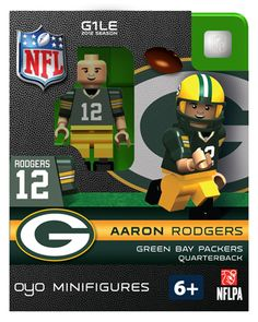 OYO minifigures   2012-13 NFL Limited Edition