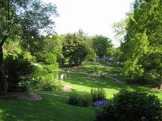 Freiburg, Germany - Botanischer Garten