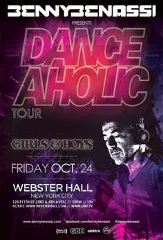 Anew Productions: Tickets and Event Information @ WEBSTER HALL - New...