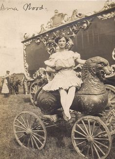 back-then:  Circus. 1912