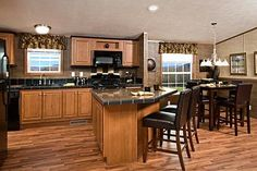 cool Mobile Home Remodeling Ideas...