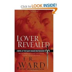 Fourth book in the Black Dagger Brotherhood. This is Butch's story. Note: This is a series for adults!