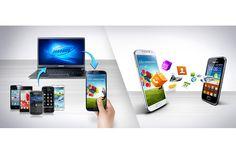 Pomocou aplikácie Samsung Smart Switch môžete jednoducho presunúť dáta zo svojho starého zariadenia do nového mobilného telefónu GALAXY. K dispozícii je verzia pre PC (Smart Switch) a pre mobilné telefóny (Smart Switch Mobile).