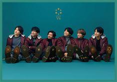 ある日願いが叶ったんだ / All For You(通常盤) | V6 Great Team, Prince And Princess, Music Artists, Victorious, Boys, Movie Posters, Handsome Man, Group, Celebs